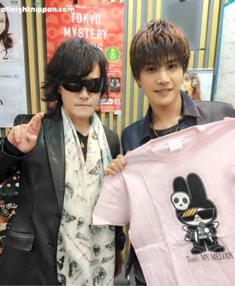 Xjapan 解散 ToshlがYOSHIKI、X JAPANと決別?