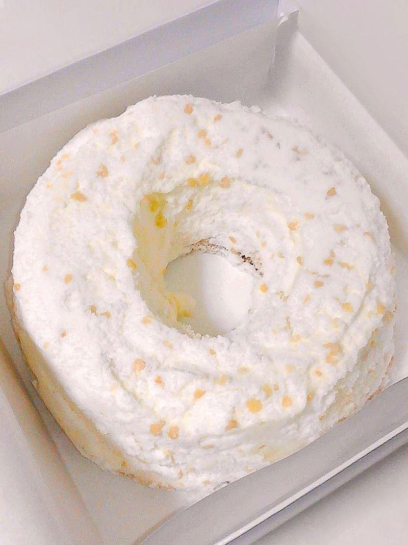 ケーキ ユーハイム バター