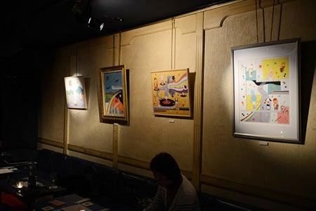 宮島永太良個展 「みんなの演奏会」展示風景