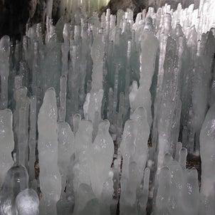 氷筍の画像
