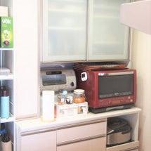 食器棚の収納見直し&…