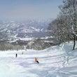 赤倉温泉スキー①