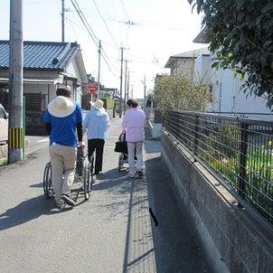 お散歩日和の画像