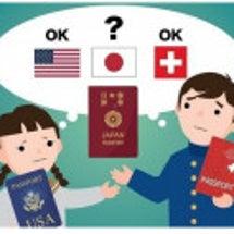 日本人が外国籍を取得…