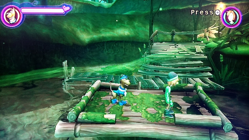 Wii Scooby Doo And The Spooky Swamp 北米版 たの O さんのブログ