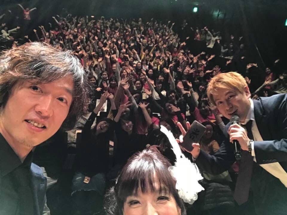 SHINGOの龍とつながるトークライブ@渋谷