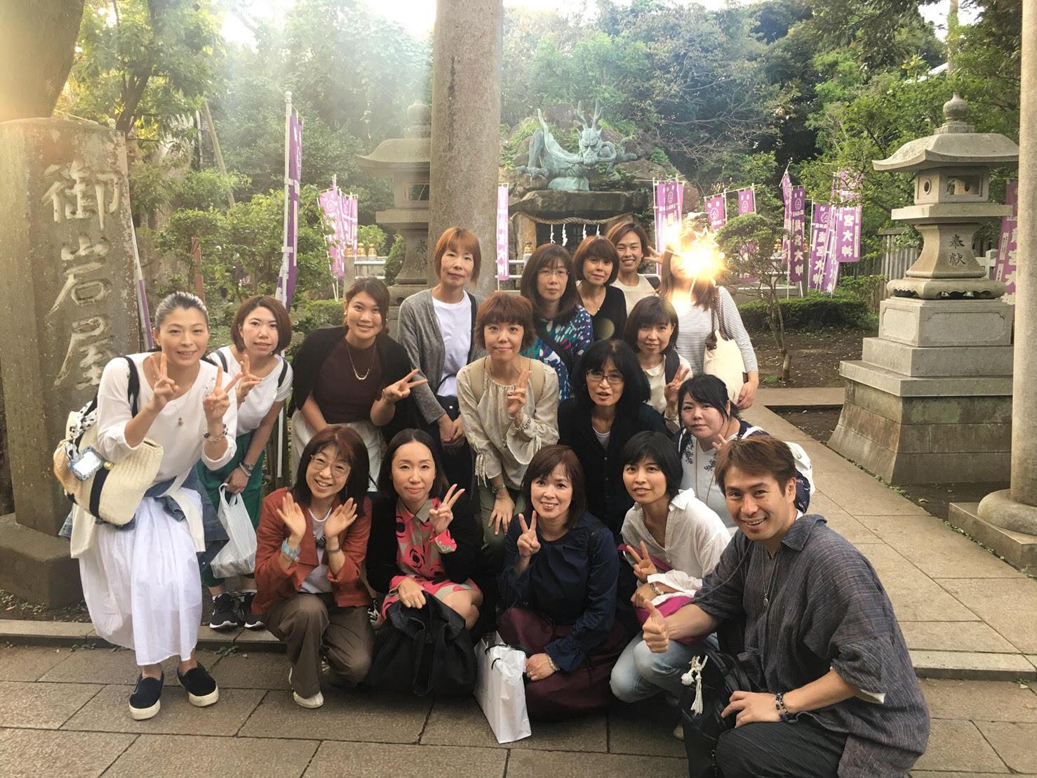SHINGOの江ノ島ツアー