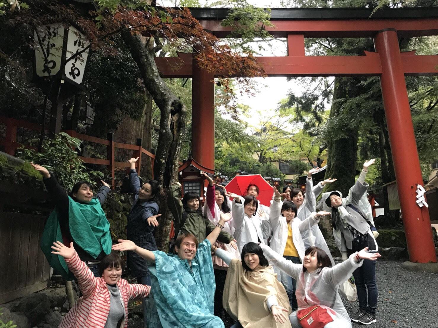 SHINGOの貴船神社ツアー