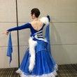 康子先生のドレス