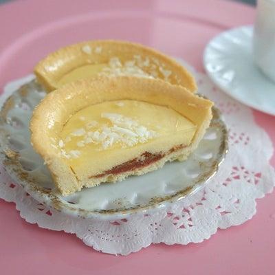 ローソン ウチカフェ・ホワイトショコラタルトの記事に添付されている画像