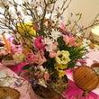 お花×お料理のデザイ…