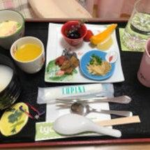 産院での食事