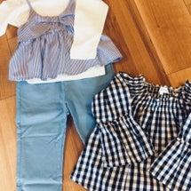 子供服の衣替えと春服