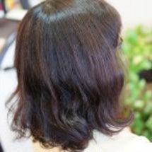 初めての 素髪体験と…