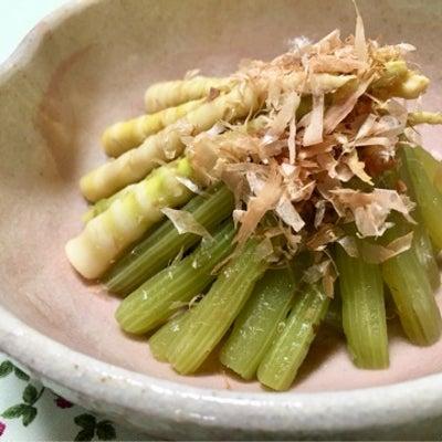 細筍とフキの煮物♡の記事に添付されている画像