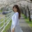 静岡桜撮影  かなみ…