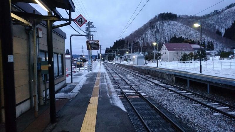 神城駅 | よしりん日記(旧版)