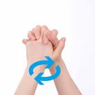 手のツボ 2⃣ :手の平の記事より