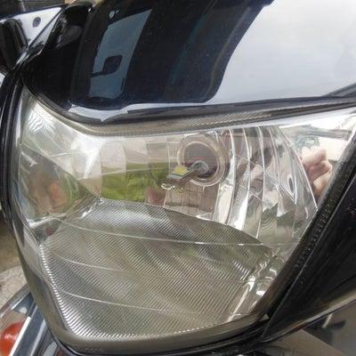 アドレスV125G ヘッドライトのLED化の記事に添付されている画像