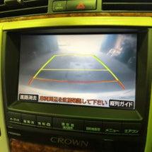 ワゴンR(MH34S)バックカメラ取り付け