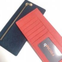 お呼ばれに!バッグと同化するカメレオン超薄型財布に新色が大量追加♡の記事に添付されている画像