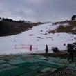 今日でスキー場終了!…