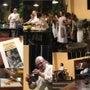 劇場で謎の料理ショー