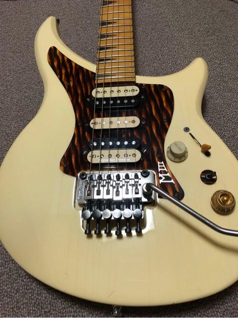 Gibson MIII Standard PU交換   Yu-G's -Ism-