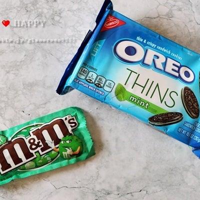 日本未発売!アメリカ限定?のチョコミントなお菓子の記事に添付されている画像