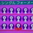 20thシングル選抜
