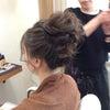 #花嫁ヘアスタイル/結婚式に人気のお団子ヘアの画像