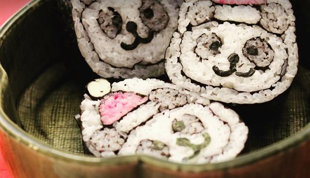 飾り巻き寿司 名古屋