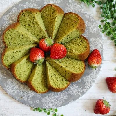 【簡単!炊飯器で】しっとり♪抹茶カステラの記事に添付されている画像