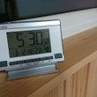 今日の朝昼の温度差2…