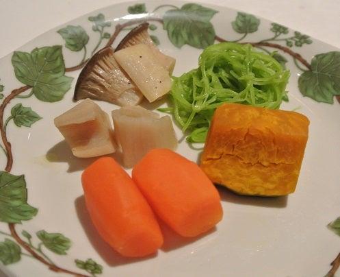 小川軒代官山 温野菜