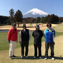 ゴルフ遠征終えました…