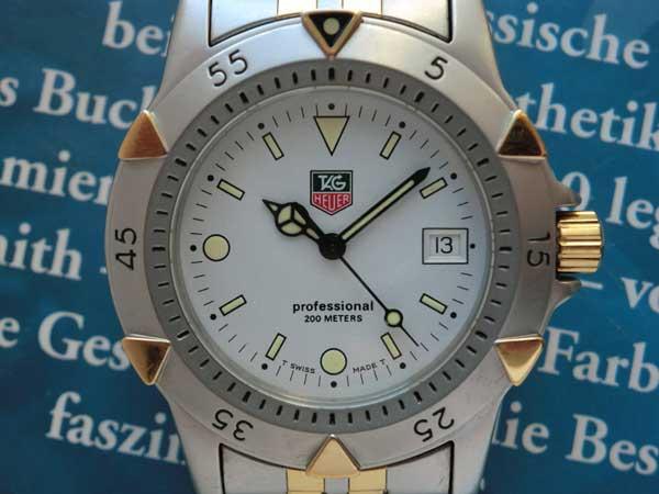 competitive price 32f52 9d672 タグ・ホイヤープロフェッショナル~スポーツモデルの王道 ...