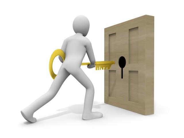 「鍵 が 開く イラスト」の画像検索結果