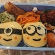 幼稚園、最後のお弁当