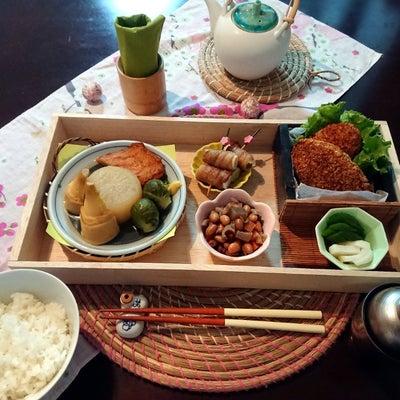 ◎お箱に詰めて…♪春のミニおでん&小鉢ちょこ盛りの和食御膳◎の記事に添付されている画像
