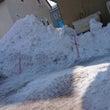 やっと雪山が、、、!…