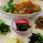 レンコンボールの野菜…
