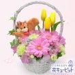 3月 誕生花 ピンク…