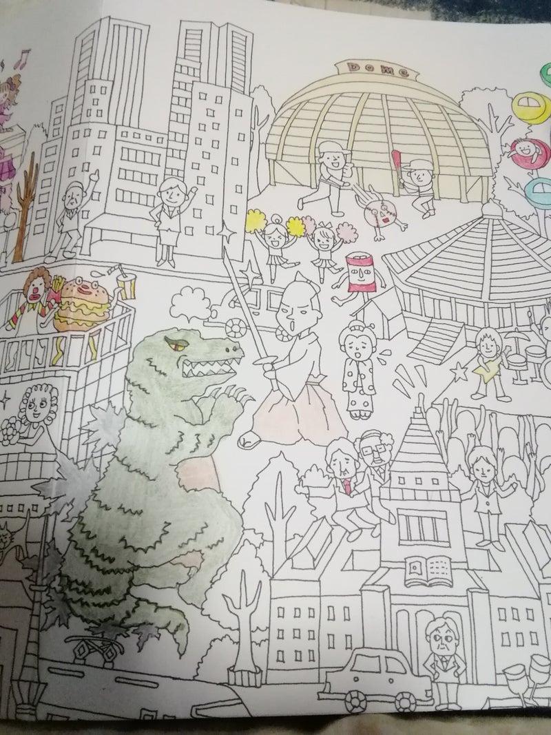 次女ちゃんの卒業と塗り絵地図 君と見たい空