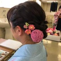 卒業式の袴ヘアアレン…