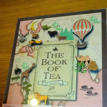 TEA BOOK届き…