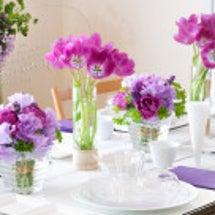 ★春を感じるテーブル…