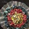 手作り薔薇とおひなさま。の画像