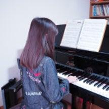 ピアノコースのレッス…