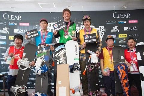 第36回 JSBA全日本スノーボード...